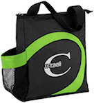 Swirl Lunch Tote Bags (6 Cans)